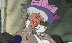 Adelaide Bonfamille from The AristoCats